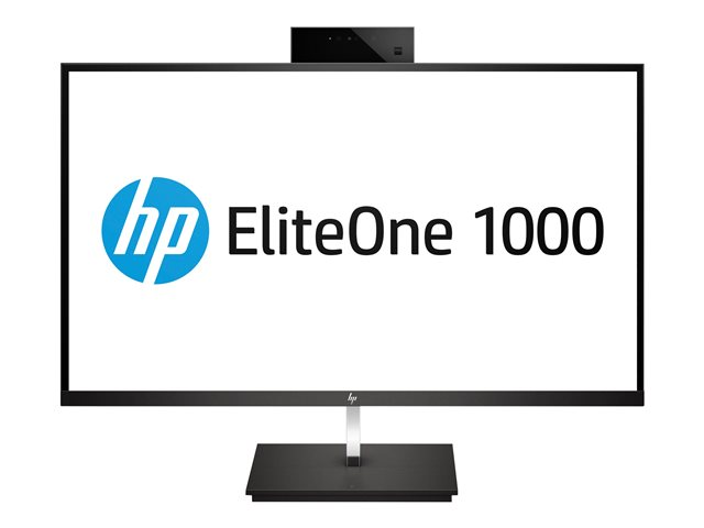 "HP EliteOne 1000 G2 - Tout-en-un - 1 x Core i7 8700 / 3.2 GHz - RAM 8 Go - SSD 256 Go - NVMe - UHD Graphics 630 - GigE, Bluetooth 5.0 - LAN sans fil: 802.11a/b/g/n/ac, Bluetooth 5.0 - Win 10 Pro 64 bits - moniteur : LED 27"" 3840 x 2160 (Ultra HD 4K) - clavier : AZERTY French"