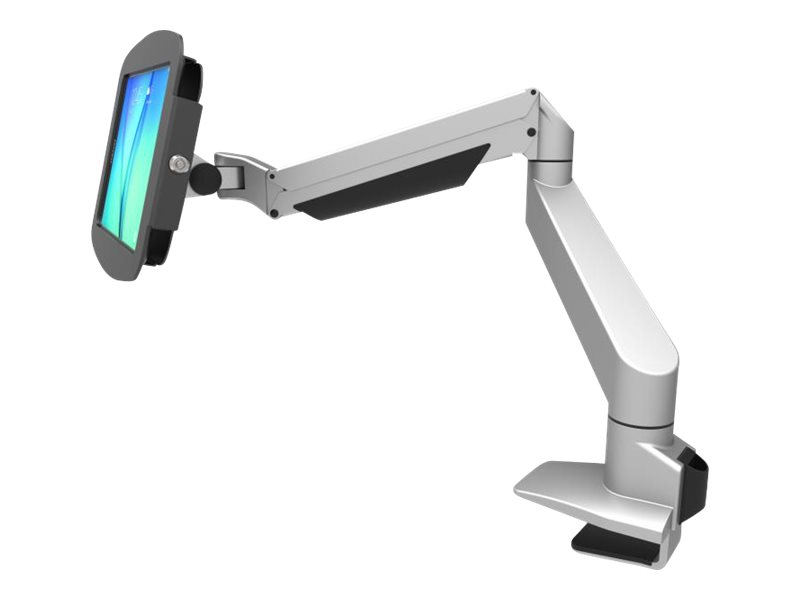 """Compulocks Space Reach Galaxy Tab E 9.6"""" Counter Top Articulating Arm Black - mounting kit"""