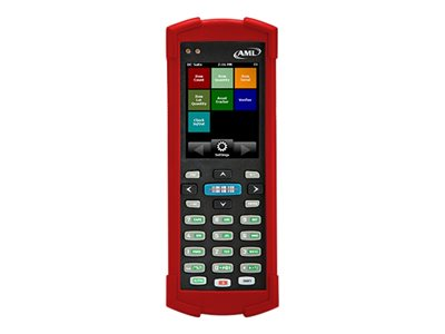 AML LDX10 Data collection terminal Win Embedded CE 6.0 R3 2.8INCH color MVA (320 x 240)