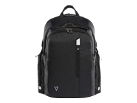 "V7 Elite - Notebook carrying backpack - 16"" - black"