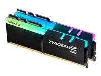 G.Skill TridentZ RGB Series DDR4  kit 3200MHz CL16  Ikke-ECC