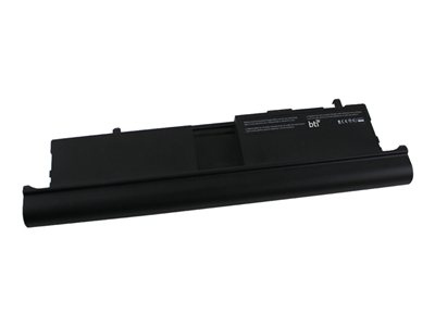 BTI Notebook battery 1 x lithium ion 8-cell 8800 mAh for Lenovo Ide