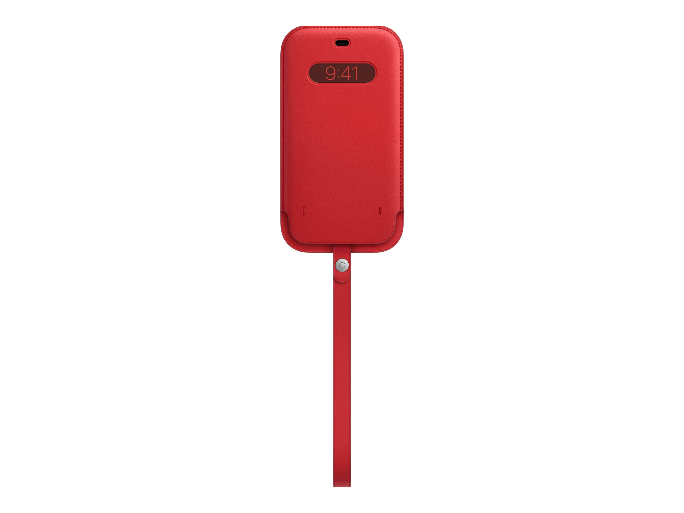 Apple with MagSafe (PRODUCT) RED - protective sleeve for cell phone