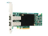 Emulex OneConnect OCE14102-NM - Netzwerkadapter - PCIe 3.0 x8 Low-Profile - 10GBase-SR x 2