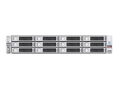 Oracle Server X7-2L Server rack-mountable 2U RAM 0 MB GigE no OS monito