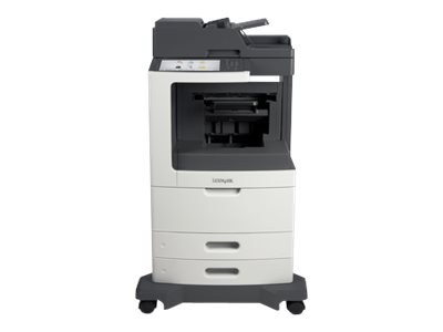 Lexmark MX811dfe - multifunction printer - B/W