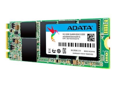 ADATA Ultimate SSD SU800 512GB M.2 SATA-600