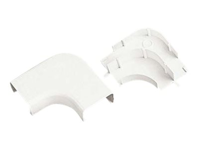 Panduit Power Rated Fitting - cable raceway right angle fitting