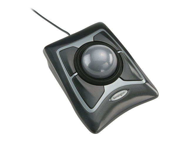 Kensington Expert Mouse - Trackball - right and left-handed - optical