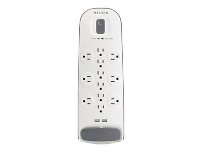 Belkin 12 Outlet Surge Protector with USB Charging - surge protector