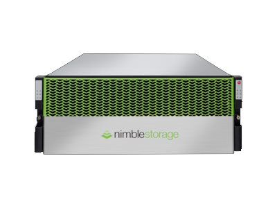 Nimble Storage Adaptive Flash CS1000 Base Hybrid storage array 24 bays