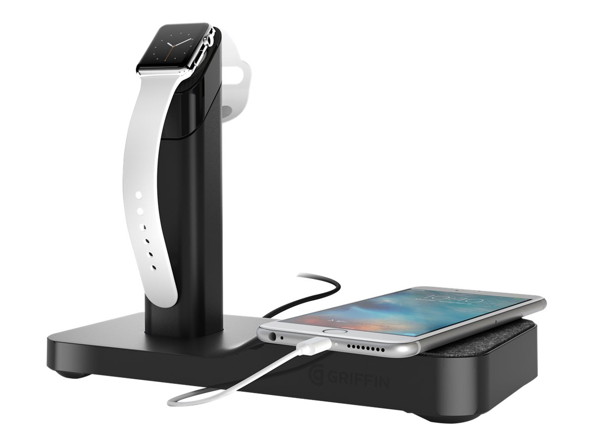 Griffin WatchStand Powered charging station
