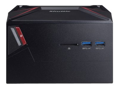 Shuttle X1 Series X1 i5 SFF 1 x Core i5 7300HQ / 2.5 GHz RAM 8 GB SSD 128 GB, HDD 1 TB
