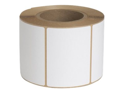 Primera - Paper - matte - permanent adhesive - vintage white - 4 in x 3 in 625 label(s) (1 roll(s) x 625) labels - for Primera LX810 Color Label Printer, LX900 Color Label Printer, LX900e Color Label Printer