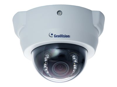 GeoVision GV-FD5300 Network surveillance camera dome vandal-proof color (Day&Night)