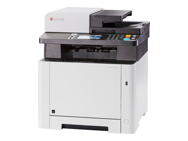 Image of Kyocera ECOSYS M5526cdn - multifunction printer - colour