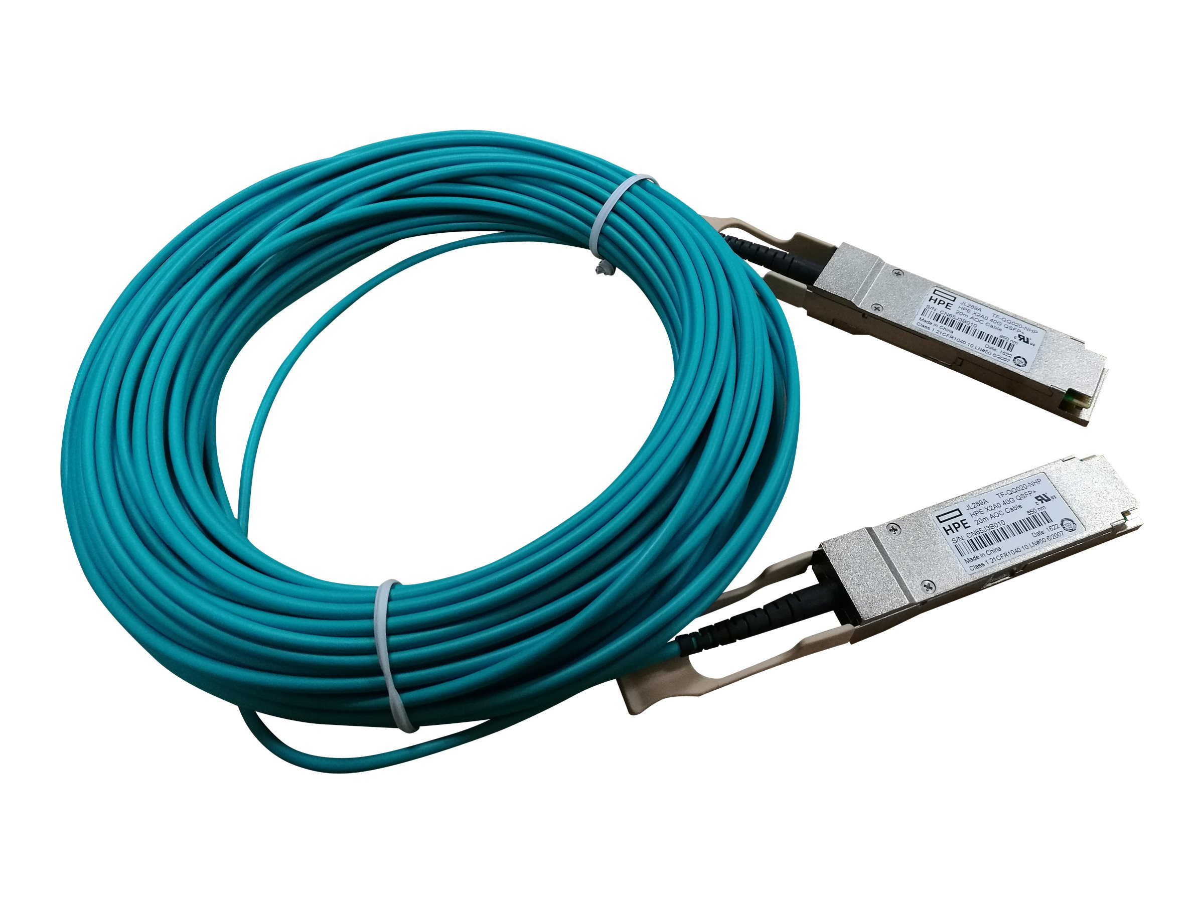 HPE X2A0 Active Optical Cable - network cable - 20 m