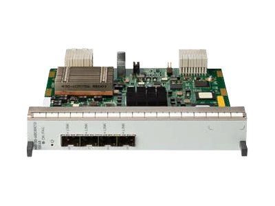 Juniper Networks Clear-Channel Multiservice Interface MIC - expansion module - 4 ports
