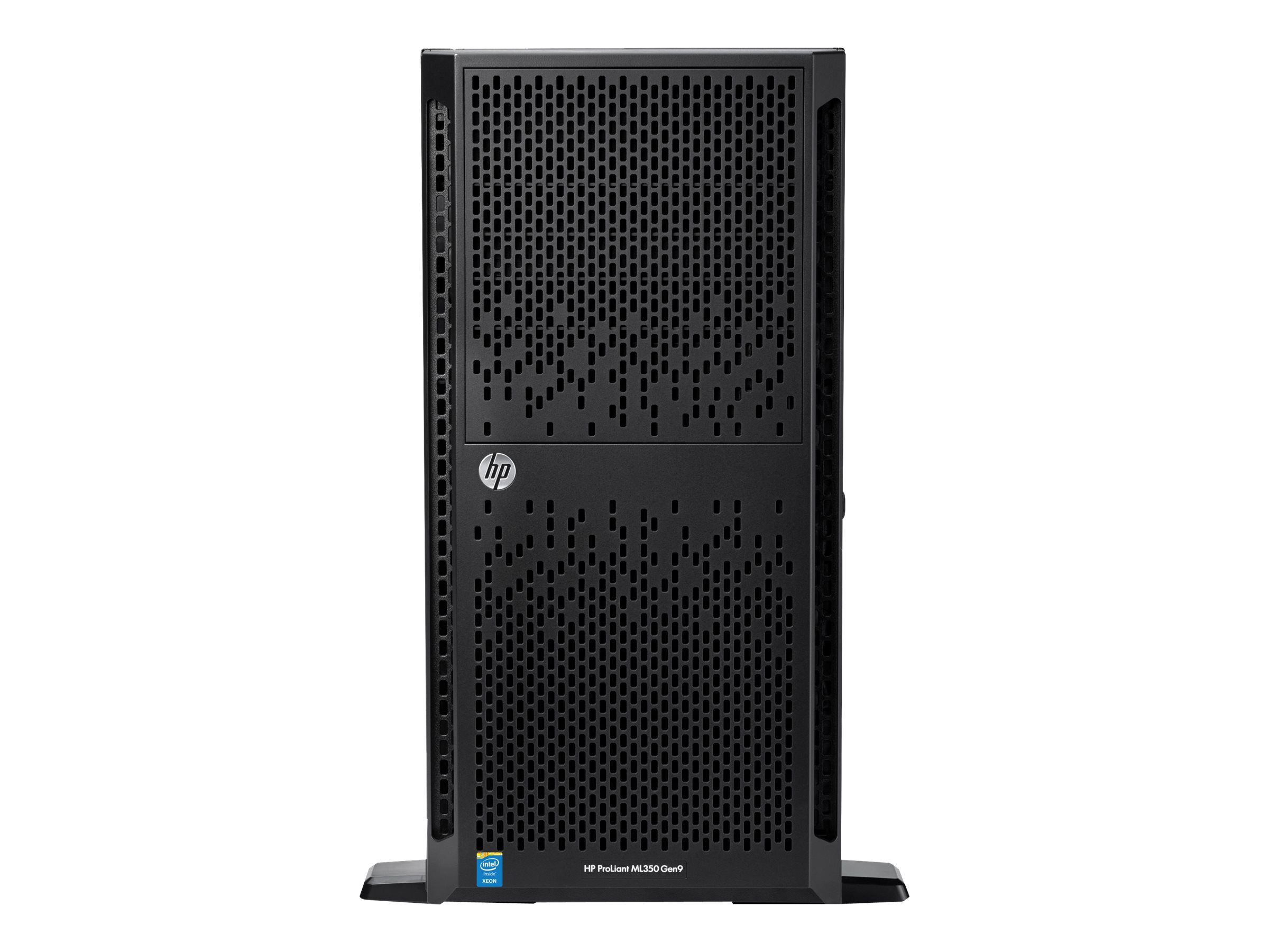 HPE ProLiant ML350 Gen9 Base - Server - Tower - 5U - zweiweg - 1 x Xeon E5-2620V4 / 2.1 GHz