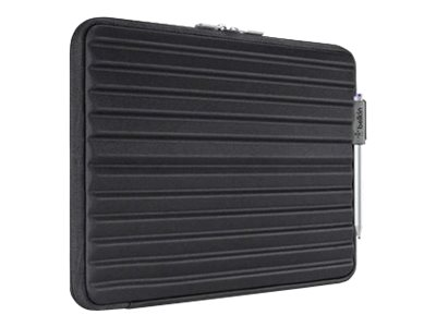 Belkin Type N Go - Protective sleeve for tablet - durable neoprene - blacktop - for Microsoft Surface Pro 3