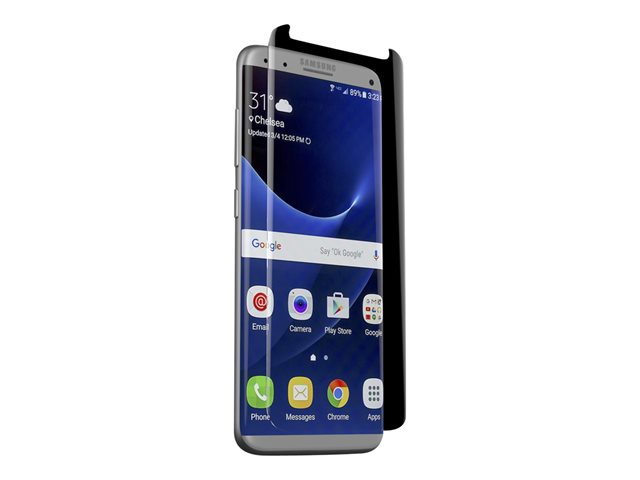 ZAGG InvisibleShield Glass Contour - Protection d'écran - transparent - pour Samsung Galaxy S8+