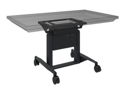 ViewSonic e-Box Cart for interactive flat panel / LCD display screen size: up to 86INCH