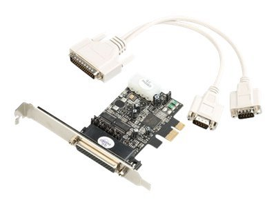 i-Tec PCIe POS Card - Serieller Adapter - PCIe - RS-232 x 2