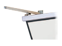 Metroplan - Mounting kit ( extension brackets ) for projection screen - wall-mountable