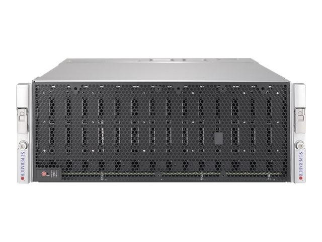 Supermicro SuperStorage Server 5049P-E1CR45H - rack-mountable - no CPU - 0 GB - no HDD
