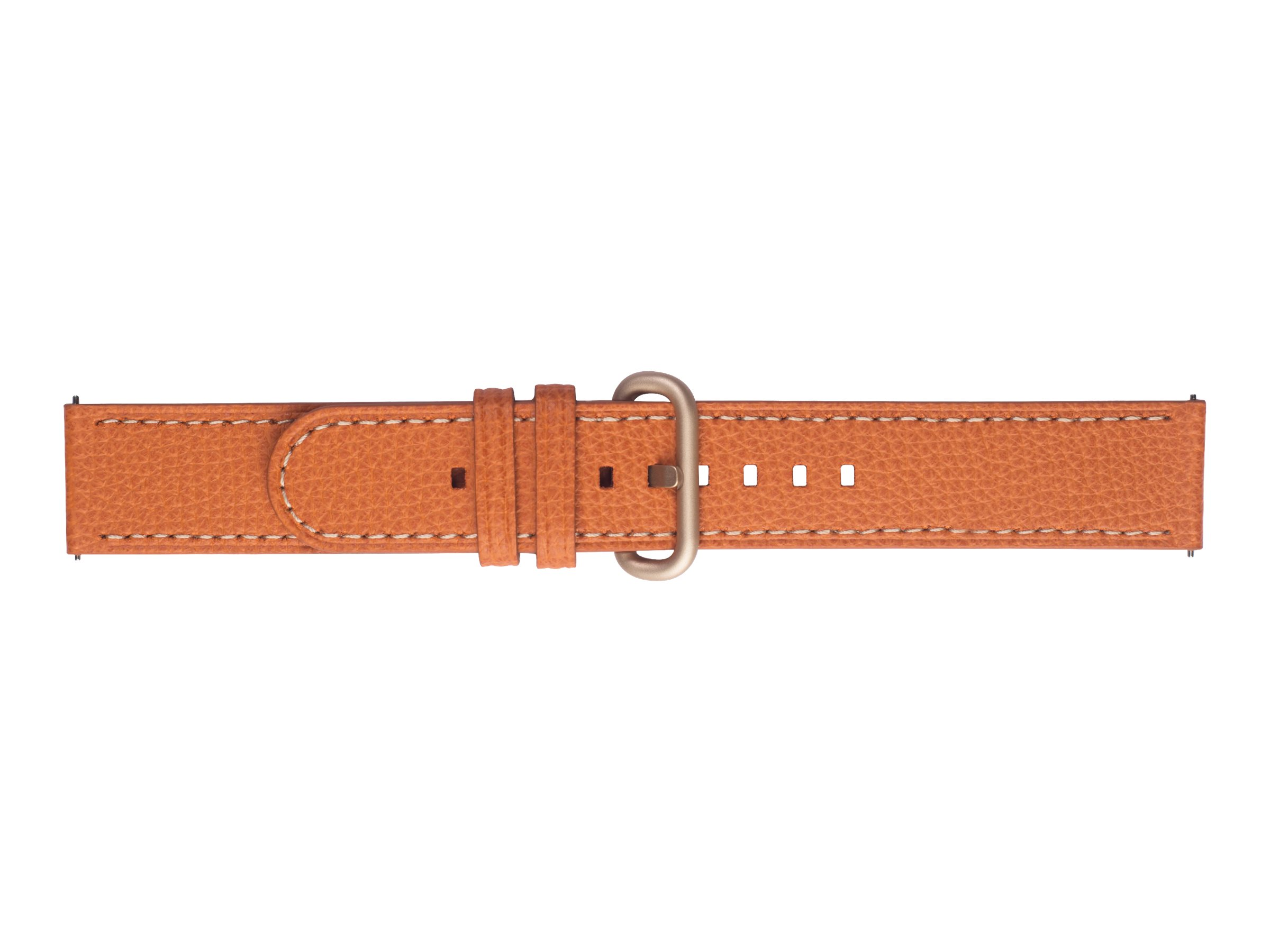 Samsung Essence Leather Strap GP-TYR820BRB - strap for smart watch