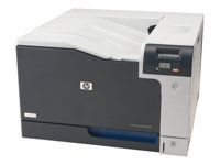 HP Color LaserJet Professional CP5225dn - Printer - colour - Duplex - laser - A3 - 600 dpi - up to 20 ppm (mono) / up to 20 ppm (colour) - capacity: 350 sheets - USB, LAN - power supply