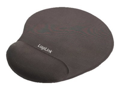 LogiLink Mousepad GEL Wrist Rest Support