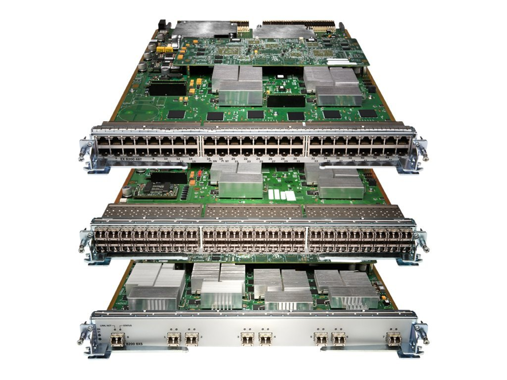 Juniper Networks EX8200-8XS - expansion module - 8 ports