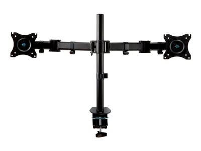 3M Mounting kit for 2 monitors steel black screen size: up to 28.5INCH wide d