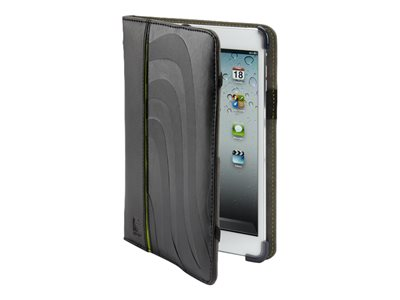 Maroo PANGO mini Flip cover for tablet leather black for A