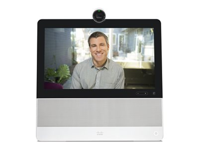Cisco DX70 Video conferencing kit 14 in white remanufactured