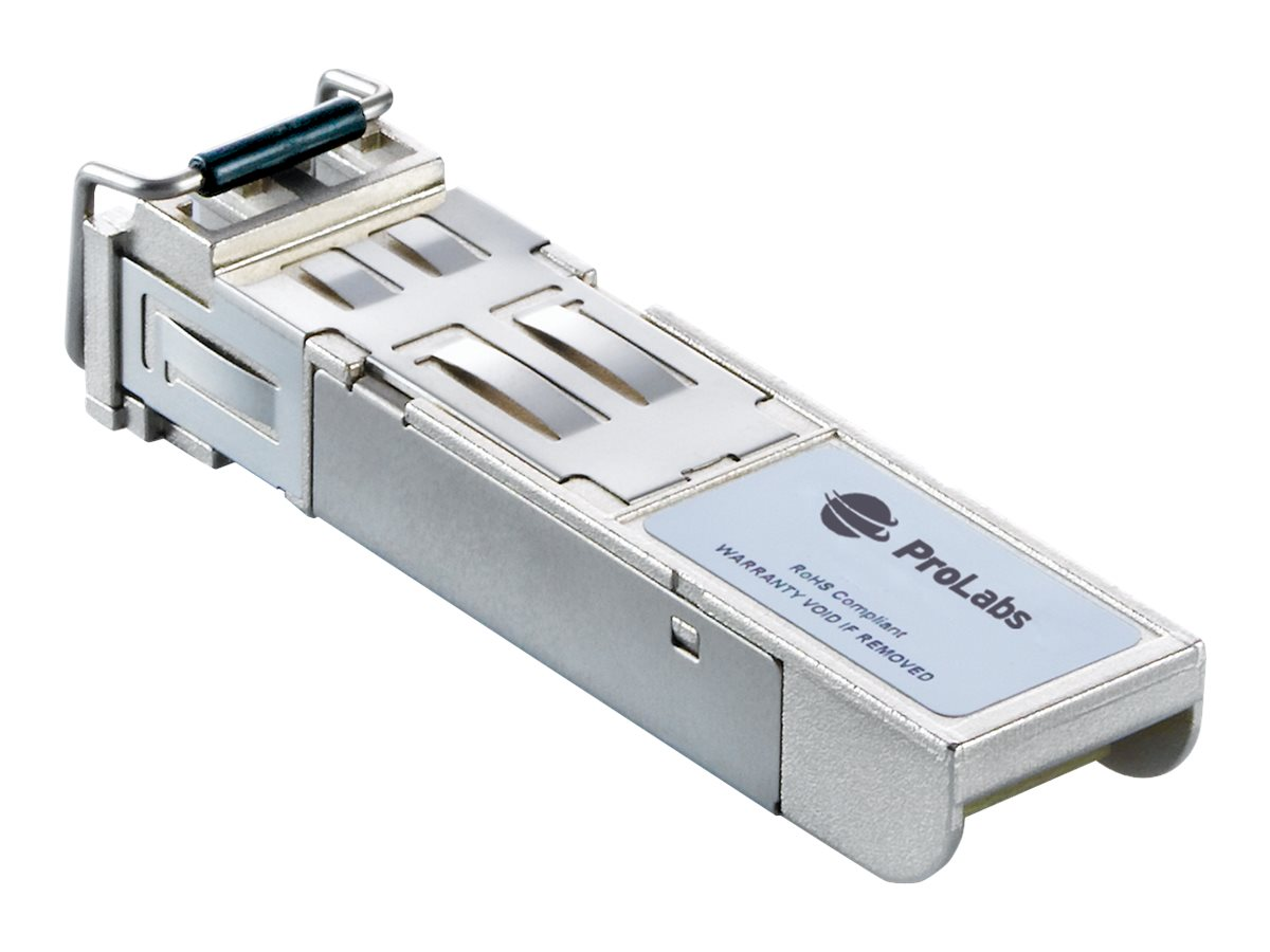 ProLabs JD119B-C - SFP (Mini-GBIC)-Transceiver-Modul - Gigabit Ethernet, Fibre Channel - 1000Base-LX, Fibre Channel - LC Einzelmodus - bis zu 10 km