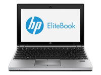 "HP EliteBook 2170p - Core i7 3667U / 2 GHz - Win 7 Pro - 8 GB RAM - 256 GB SSD SED - 11.6"" HD anti-glare 1366 x 768 (HD) - HD Graphics 4000"