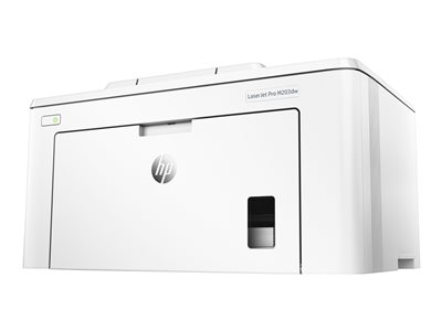 HP LaserJet Pro M203dw Printer monochrome Duplex laser A4/Legal 1200 x 1200 dpi