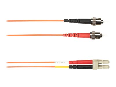 Black Box patch cable - 3 m - orange