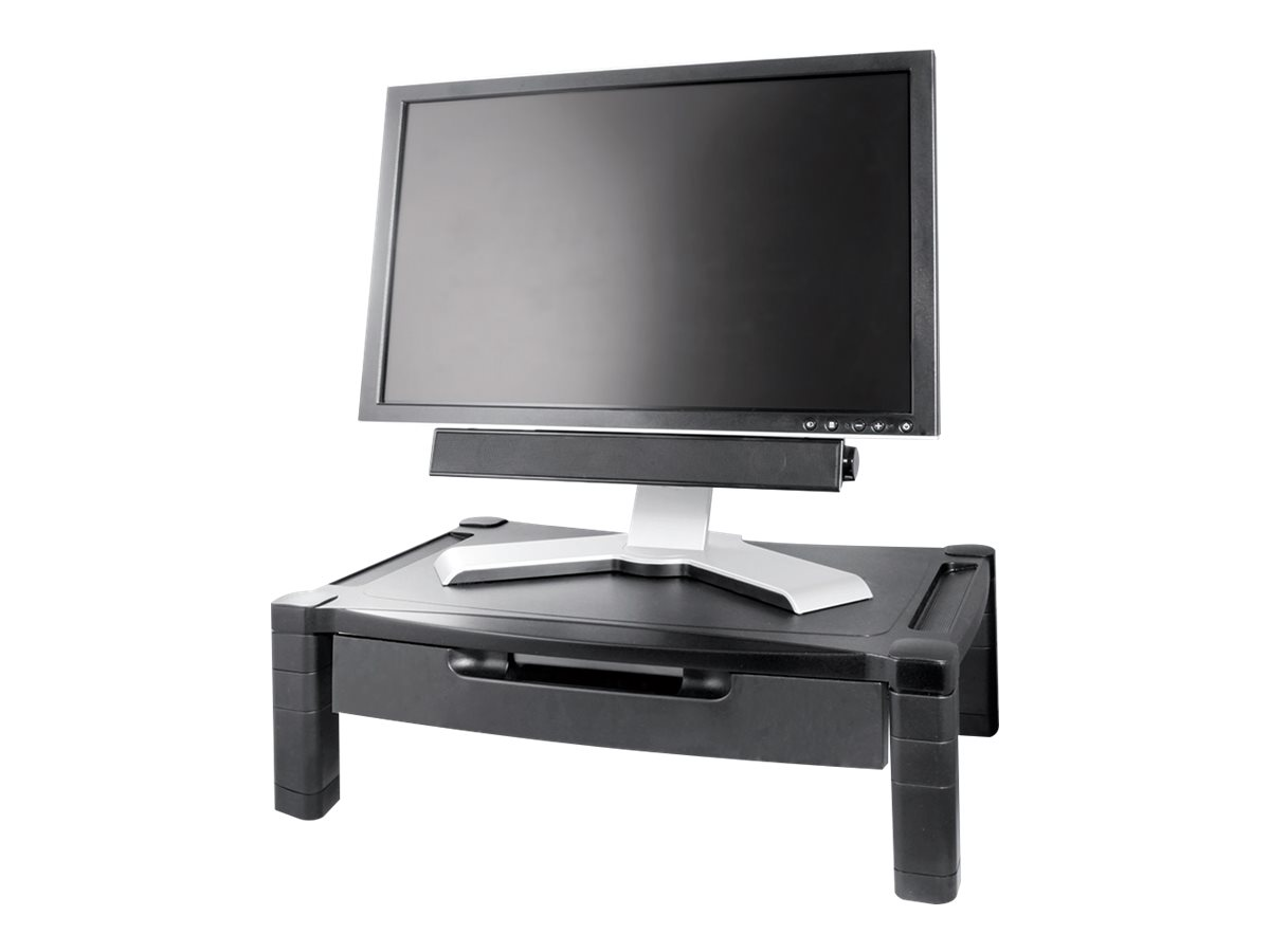 Kantek Extra Wide Deluxe MS520 - with Drawer - stand