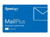 Synology MailPlus License Pack - licens - 5 e-postkonton