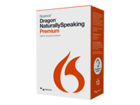 Dragon NaturallySpeaking Premium - (v. 13) - box pack - 1 user - DVD - Win - English - with headset