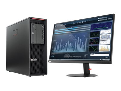 Lenovo ThinkStation P520 - tower - Xeon W-2125 4 GHz - 32 GB - 512 GB - Nordisk