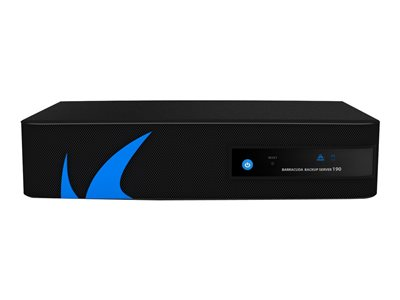 Barracuda Backup 190 Service Account Recovery appliance