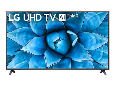 LG 75UN7370PUE 75INCH Class (74.5INCH viewable) UN7370 Series LED TV Smart TV webOS, ThinQ AI