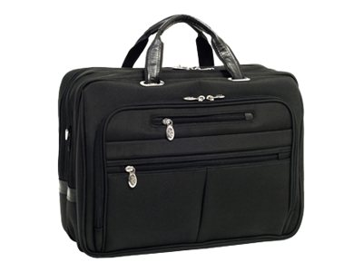 McKlein R Series Rockford Notebook carrying case 17INCH black