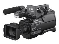 Sony HXR-MC2500 Camcorder 1080p 6.59 MP 12x optical zoom flash 32 GB flash card