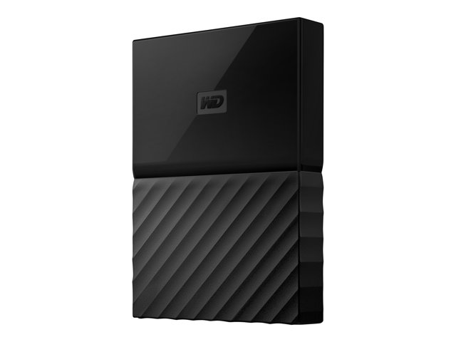 WD My Passport for Mac WDBP6A0030BBK - Disque dur - chiffré - 3 To - externe (portable) - USB 3.0 - AES 256 bits