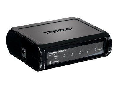 TRENDnet TE100 S5 Switch 5-porte 10/100